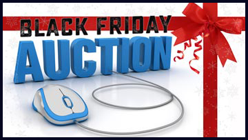 Black Friday Auction