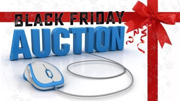 Black Friday Auction
