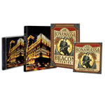 Joe Bonamassa: Beacon Theatre 2-DVD & 2-CD + Carnegie Hall 2-DVD & 2-CD