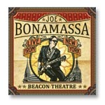 Joe Bonamassa: Beacon Theatre Live in New York: 2-CD set