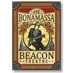 Joe Bonamassa: Beacon Theatre Live in New York: 2-DVD set