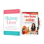 New Rules of Food with Kristin Kirkpatrick: DVD + Skinny Liver book