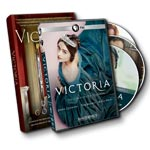 Victoria Season 1 DVD set + Season 2 DVD set - SHIPS JANUARY 2018