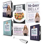 10-Day Belly Slimdown with Dr. Kellyann: Master Package