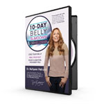 10-Day Belly Slimdown with Dr. Kellyann: DVD of program