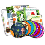3 Steps to Incredible Health with Joel Fuhrman: Incredible Health Now! Package