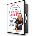 5 Day Rapid Reset with Dr. Kellyann - DVD