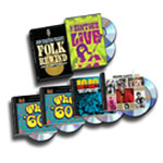 The 60's Generation: 3-DVD Set + My Generation The 60's 6-CD set