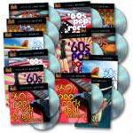 60's Pop, Rock & Soul: 7-DVD set + 7-CD set