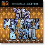 60's Pop, Rock & Soul Soundtrack CD