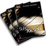 70's Soul Superstars 3-DVD set