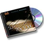 70's Soul Superstars Soundtrack CD