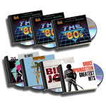 The 80's (My Music) 7-CD Collection