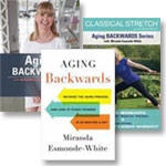 Age Reversed DVD + Workouts DVD + Aging Backwards Book