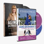 Aging Backwards 2: Connective Tissue - DVD of program + Workouts 2-DVD