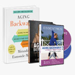 Aging Backwards 2: Connective Tissue - DVD + Workouts 2-DVD + Book
