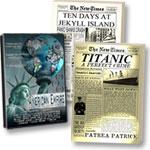 American Empire DVD + Titanic Book + Jekyll Island Book