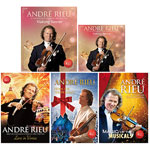 Andre Rieu: Waltzing Forever CD + DVD + 3-DVD Anniversary Set
