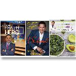 Be Your Own Health Hero with Dr. Nandi: 4 DVD's + Book + Cookbook