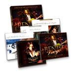 Benise: Fuego! Spirit of Spain - Soundtrack CD