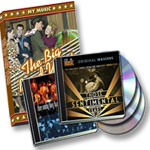 DVD of program + Big Band Hits 4-CD set