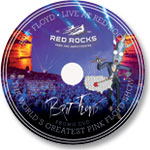 Brit Floyd Live at Red Rocks DVD