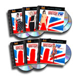 The British Beat: British Pop 7-CD set