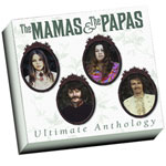 The Mamas and The Papas Ultimate Anthology 4-CD set