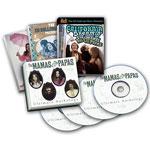 California Dreamin: The Mamas & The Papas 3-DVD set + 4-CD Set
