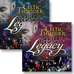 Celtic Thunder Legacy Volume 1 CD + Volume 2 CD