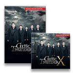 Celtic Thunder X: 2-DVD Set of Program + 2-CD Set