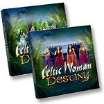 Celtic Woman: Destiny - DVD of program + Destiny CD