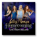 Celtic Woman - Homecoming Live from Ireland: CD