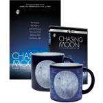 Chasing the Moon: 3-DVD set + Book + Mug