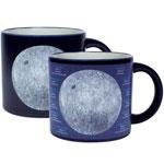 Chasing the Moon: Heat-changing mug