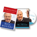 A Conversation with Bill Moyers: DVD + The Conversation Continues book