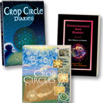 DVD + Crop Circles Book + Consciousness & Energy Vol.2 book