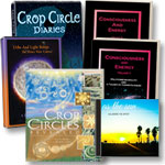 Crop Circle Diaries: 2 DVD's + 3 Books + Alejandro CD