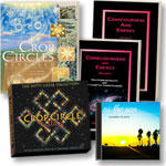 Crop Circle Ecstasy Box set (8 DVD 4 CD) + 3 Books + Alejandro CD