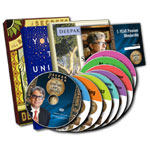 Deepak Chopra: Sprititual Laws Path to Enlightenment Collection