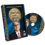 Deepak Chopra: The Spiritual Laws of Success DVD
