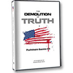 Demolition of Truth: Director's Cut DVD