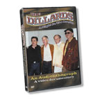 The Dillards: A Night in the Ozarks: DVD of program