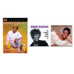 Dionne Warwick: Then Came You - DVD of program + 4-CD Set