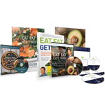 Eat Fat Get Thin: 2 DVD's, Book, 2 Booklets, Audio CD, eBook
