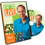 Eat to Live: DVD with extra material