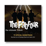 The Fab Four - The Ultimate Tribute: Soundtrack CD