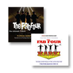 Fab Four: - The Ultimate Tribute: Soundtrack CD + Hark! CD