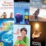Healing the Brain DVD + Reboot Your Brain Book + 4 DVD's