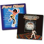 Disco 4-CD set: Saturday Night Fever + Pure Disco 1-3